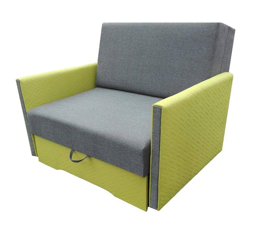 Jednoosobowa amerykanka sofa klocek for Sofa jednoosobowa