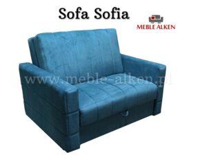 Dwuosobowa Amerykanka Sofa Sofia